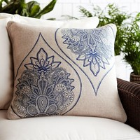 Cassidy Medallion Pillow Cover