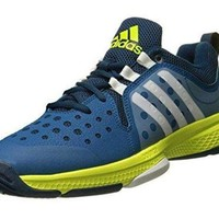 adidas Perfomance Men's Barricade Classic Bounce Sneakers Blue