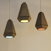 Fancy - Portland Concrete Pendant Light