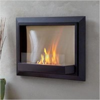 Real Flame Envision Wall Hanging Fireplace | CSN Stores