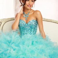 Vizcaya 88098 at Prom Dress Shop