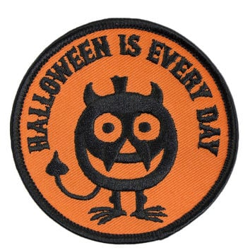 EVERYDAY IS HALLOWEEN PATCH