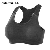 2018 New Sport Bra Sexy Shockproof  For Women Gym Running Underwear Breathable Outdoor Athletic Exercises Fitness Yoga Vest