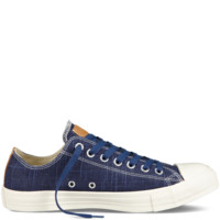Converse - Chuck Taylor Tailored - Low - Ensign Blue