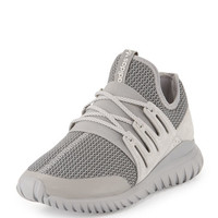 Adidas Men's Tubular Radial Trainer Sneaker, Gray