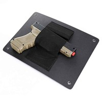 Concealed Vehicle Car Pistol Holster Mount Seat Door Closet Quick Access Handgun Holder For Vehicle And Home