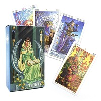 Wheel Of The Year Tarot Cards Deck
