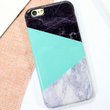 New Marble iPhone 8 7 se 5s 6 6s Plus Case Cover +Gift Box