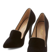 ModCloth Vintage Inspired Professional with Personality Heel