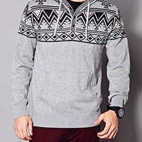 Out West Hooded Sweater