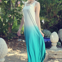 Crochet back detailed Maxi Dress with pocket 70091