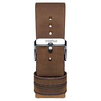 22mm Classic Small Brown Band