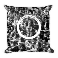 August Landmesser Be More Like This Guy Pillow