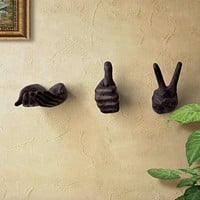Hippie Hands Wall Decor