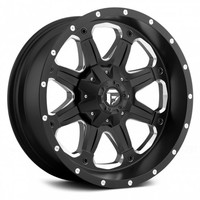 FUEL® - BOOST Black with Milled Accents