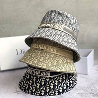 DIOR Oblique Bucket hat