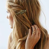 Star Cluster Hairpin-