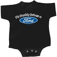 Daddy Drives a Ford Romper