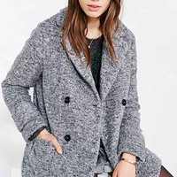 Gat Rimon Twax Coat- Grey