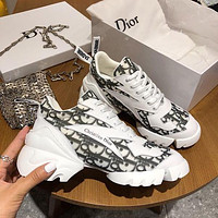 DIOR D-CONNECT SNEAKER SHOES