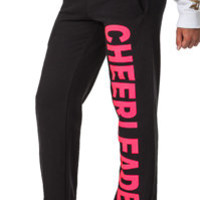 Black Cheerleader Pant