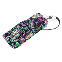 Vera Bradley Petal Paisley Straighten Up and Curl Case from Elizabeth's Embellishments