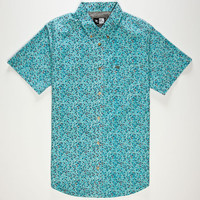 Rip Curl Izzy Mens Shirt Blue  In Sizes