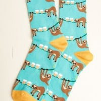 EB Exclusive: Get Slothed Socks