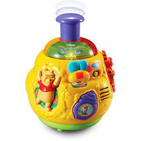 Vtech - Winnie the Pooh Play N' Learn Spinning Top