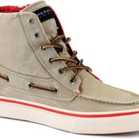 Sperry Top-Sider Bahama Zipper Boot ChinoCanvas, Size 8.5M  Men's Shoes