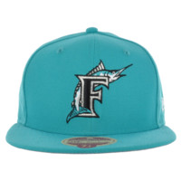 NEW ERA 59FIFTY FLORIDA MARLINS WOOL CLASSICS