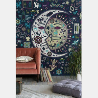 2017 New  Indian Mandala Tapestry Hippie Home Decorative Wall Hanging Tapestries Boho Beach Towel Yoga Mat Bedspread Table Cloth