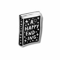 Happy Ending Pin