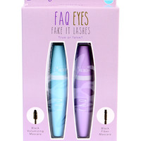 Fake it Lashes Mascara Set