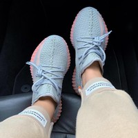 shosouvenir Adidas Yeezy Boost 350 V2 Fashion casual shoes