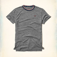 Textured Iconic T-Shirt