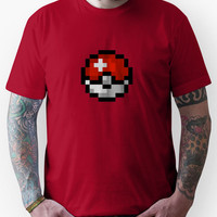 PokeBall Ready to Go Unisex T-Shirt
