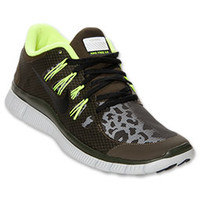 Men's Nike Free 5.0 Shield Running Shoes