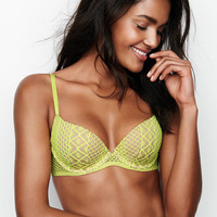 After Dark Lace Lightly Lined Plunge Bra - Very Sexy - Victoria's Secret