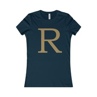 "Ron Weasley ""R"" Women's T-shirt"