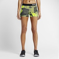 "NIKE PRO 3"" CORE COMPRESSION PATCHWORK"