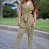 Thyme Jumpsuit