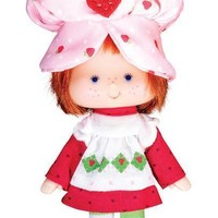 "Retro Strawberry Shortcake Doll - Scented 6"" Classic Doll"