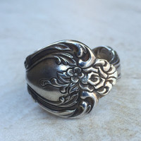 "Vintage ""SPOON RING"""