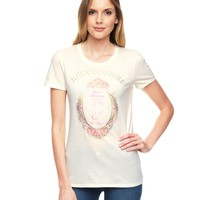 Logo Juicy Frame Tee by Juicy Couture,
