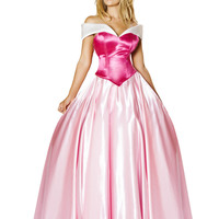 Roma Costume - 3pc Beautiful Princess Women's Costume