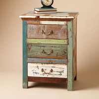 ONE OF A KIND PAINTBOX SIDE TABLE         -                Nightstands & Dressers         -                Furniture         -                Furniture & Decor         -                Categories                       | Robert Redford's Sund