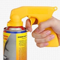 New Arrival Car Styling Dip Handle Spray Painting Gun Portable Plastic Rim Membrane Tools Labor-Saving Automotive Car