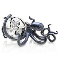 SPI Home Collection Octopus with Treasure Sculpture