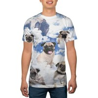 Pugs The Limit Men's Graphic Tee - Walmart.com